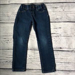 🍭6/$30 Children's Place Dark Wash Jeggings - 5T